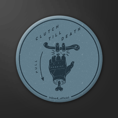 Clutch till Death | Badge
