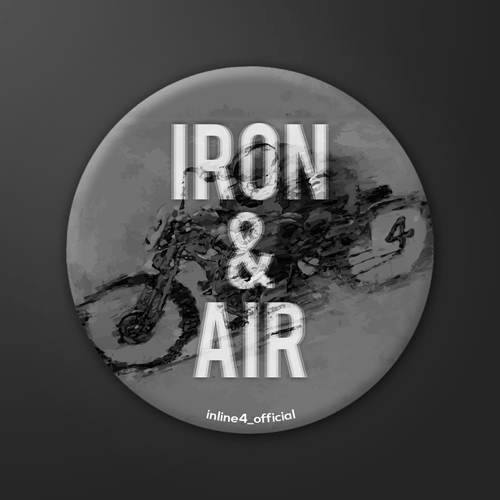 Iron & Air | Badge