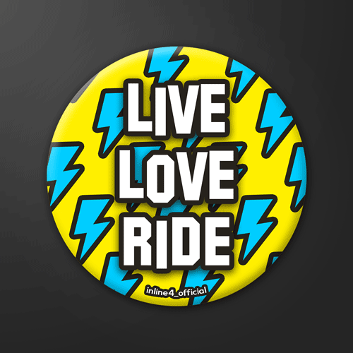 Live Love Ride | Badge