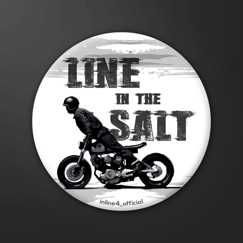 Line in the Salt | Badge